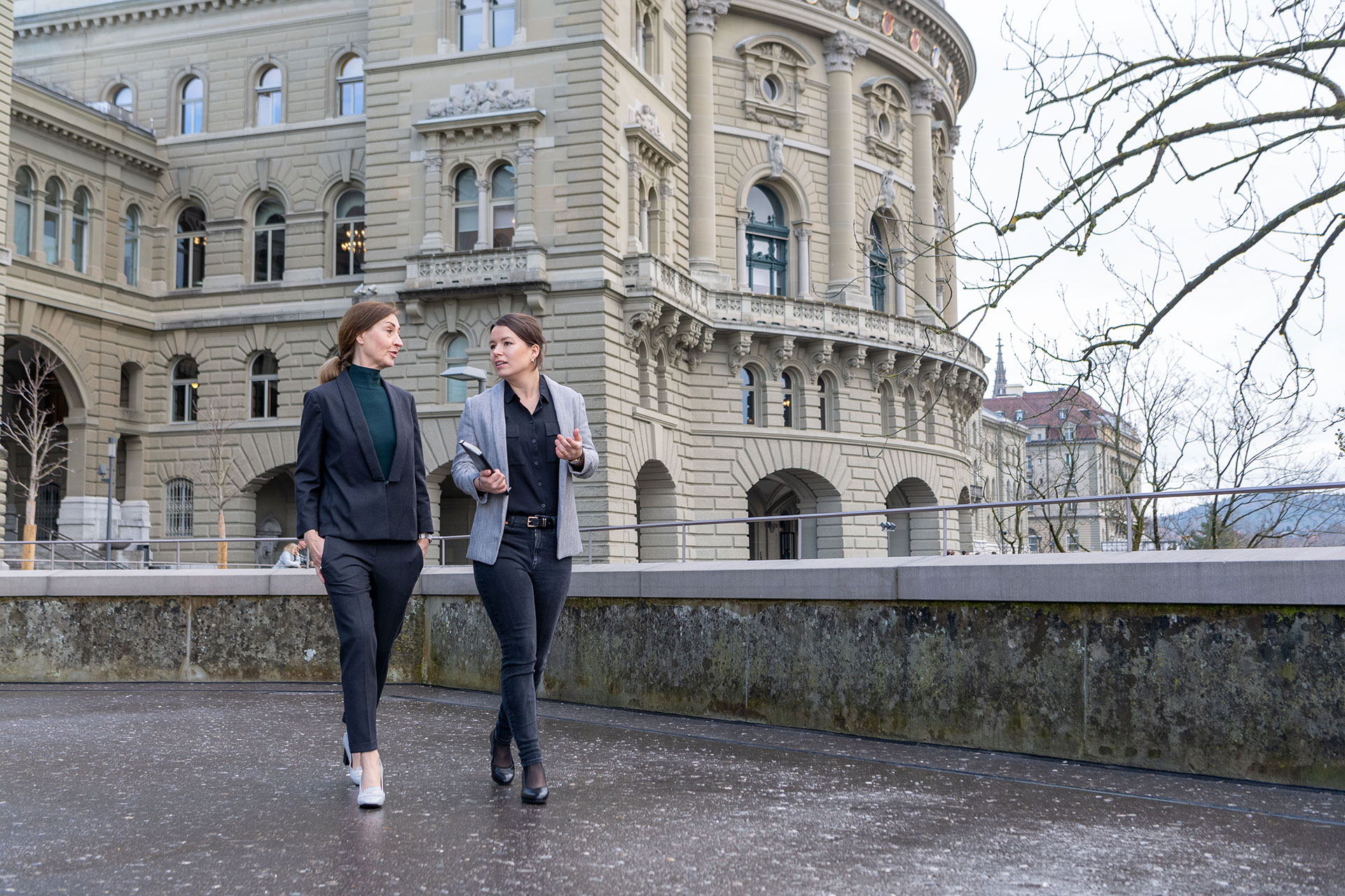 Mutter & Partner Consulting AG – Political and strategic counsel in Bern, Switzerland