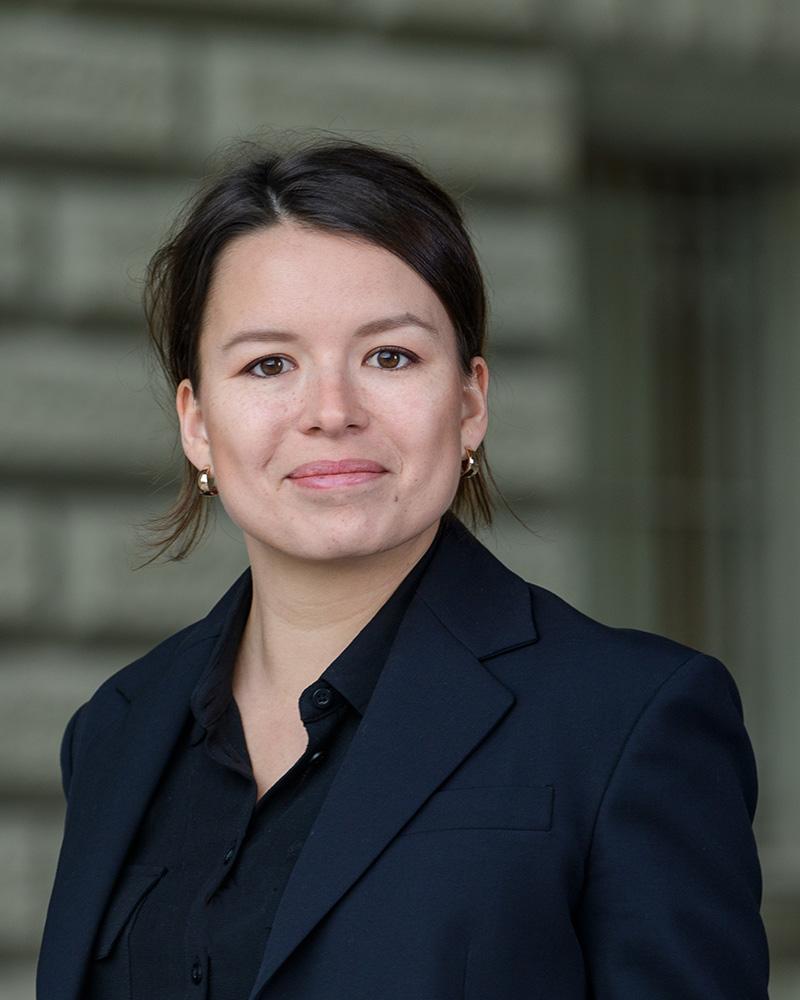 Lea Kärcher – Mutter & Partner Consulting AG, Bern – politische und strategische Beratung